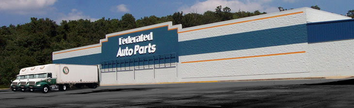 Fisher Auto Parts Warehouse